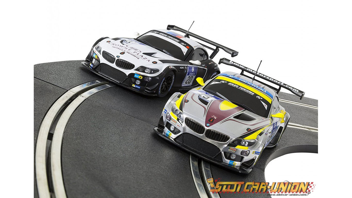 Scalextric C1360 Arc One Super Gt Set Slot Car Union