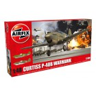 Airfix Curtiss P-40B Warhawk 1:48