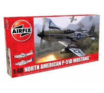 Airfix North American P51-D Mustang 1:48