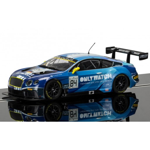 Scalextric C3846 Bentley Continental GT3, Team HTP Blue