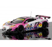 Scalextric C3849 McLaren 12C GT3, Pacific Racing (Anime)