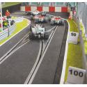 Scalextric C7036 Straight Lane Change Track