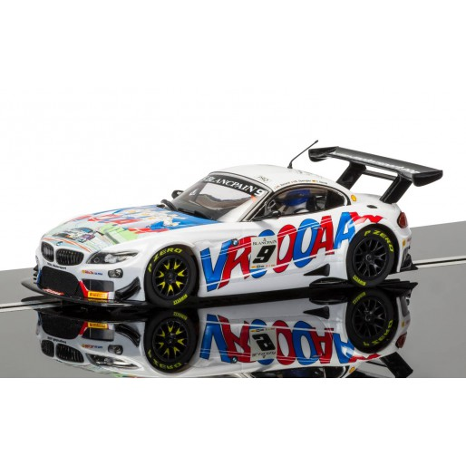 Scalextric C3855 Bmw Z4 Gt3 Roal Motorsport Spa 2015 Slot Car Union