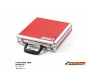 Scaleauto SC-5054 Slot Box Aluminium pour Contrôleur (30x30x7cm)