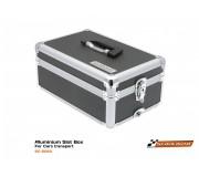 Scaleauto SC-5053 Slot Box Aluminium pour transport Voitures