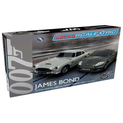 Micro Scalextric G1122 Coffret James Bond