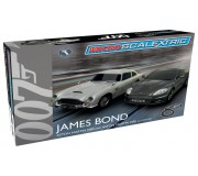 Micro Scalextric G1122 Coffret James Bond