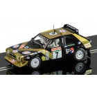 Scalextric C3490A 60th Anniversary Special Edition Packaging - Lancia Delta S4 - Fabrizio Tabaton, 1986 Rally San Remo
