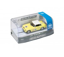 Scalextric C3746A 60th Anniversary Special Edition Packaging - MG MGB – Thoroughbred Sports Car Series