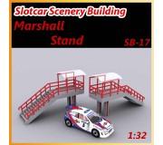 MHS Model SB-17 Marshall Stand