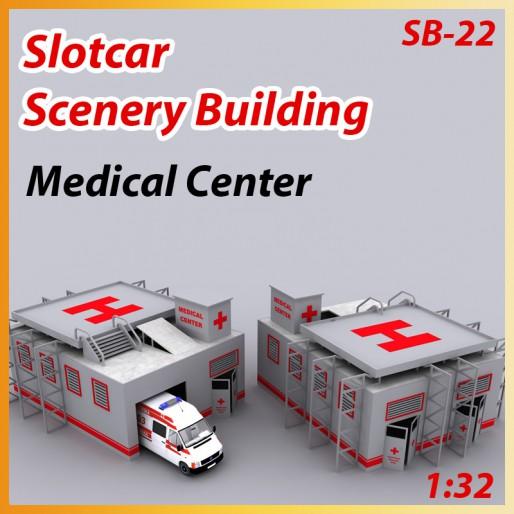 MHS Model SB-22 Medical Center