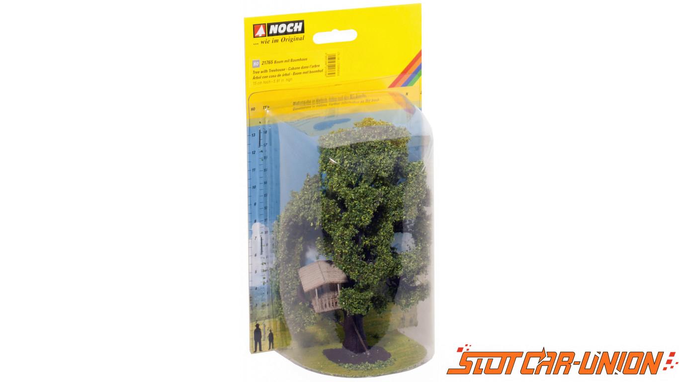 NOCH Tree House Profi Tree 15cm HO Gauge Scenics 21765