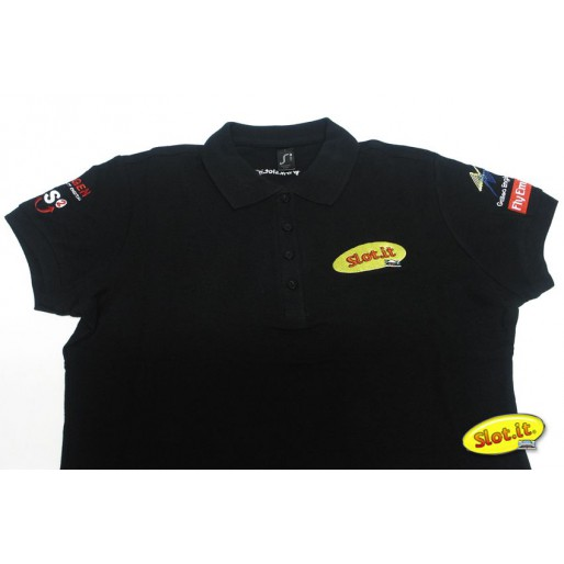 Slot.it Polo Shirt for Woman
