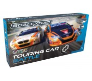 Scalextric C1372 BTCC Touring Car Battle Set