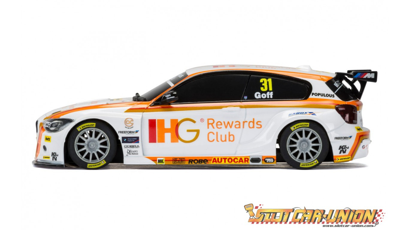 Scalextric Touring Car Battle