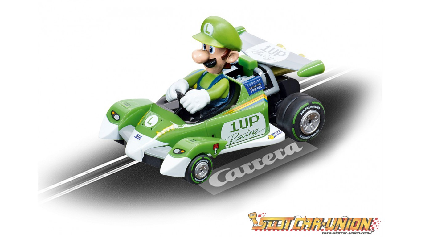 carrera go 64093 mario kart circuit special luigi. Black Bedroom Furniture Sets. Home Design Ideas