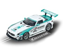 "Carrera DIGITAL 124 23837 Mercedes-Benz SLS AMG GT3 ""Petronas, No.28"""