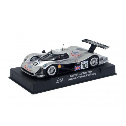 Slot.it CA12c Audi R8C n. 10 24h Le Mans race 1999