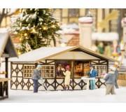 NOCH 14482 Stand du marché de Noël