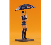 Sideways SWFIG/011 Figure Red Bull + Umbrella