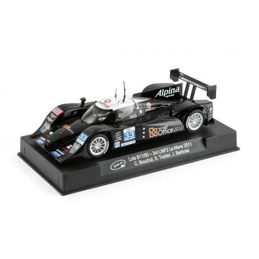 Slot.it CA22c Lola B11/80 n. 33 3rd LMP2 Le Mans 2011