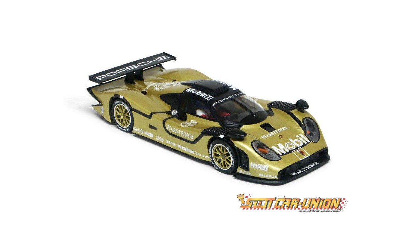 ca23b porsche 911 gt1 evo 98 test weissach feb 1998 slot car union. Black Bedroom Furniture Sets. Home Design Ideas