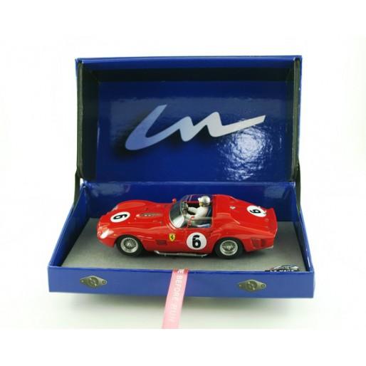 LE MANS miniatures Ferrari 330TRI n°6 Winner 24 Heures du Mans 1962
