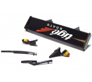 Scalextric W10549 REAR WING W MIRRORS ETC C3388