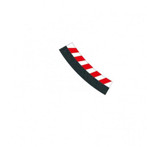 Carrera 20592 Bordures Intérieures Courbe Radius 3 30° x6