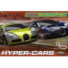 Micro Scalextric G1108 Hyper-Cars Set