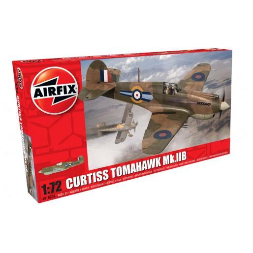 Airfix Curtis Tomahawk Mk.IIB 1:72
