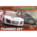 Micro Scalextric G1118 Coffret Turbo GT