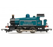 Hornby R3359 RailRoad BR (Ex-GWR) 0-4-0 'Rothery Industrial' 101 Class