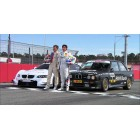 Slotwings W038-02 BMW M3 E30 RACE AGAINTS E92 M3 TEST