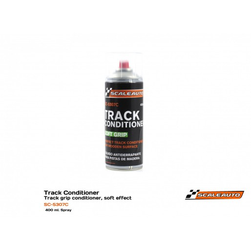 Scaleauto SC-5307C Track Grip Conditioner (Soft) 400 ml. Spray