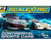 Scalextric C1319 Coffret Continental Sports Cars