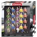Carrera 21129 Set of figures Grandstand