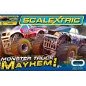 Scalextric C1302 Monster Truck Mayhem Set