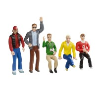 Carrera 21127 Set de figurines Spectateurs
