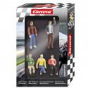 Carrera 21127 Set of figures Spectators