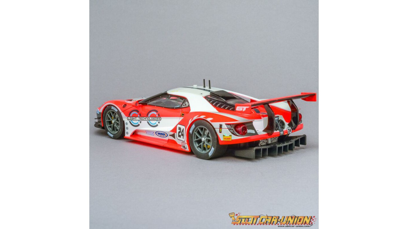 carrera digital 124 23841 ford gt race car no 24 slot. Black Bedroom Furniture Sets. Home Design Ideas