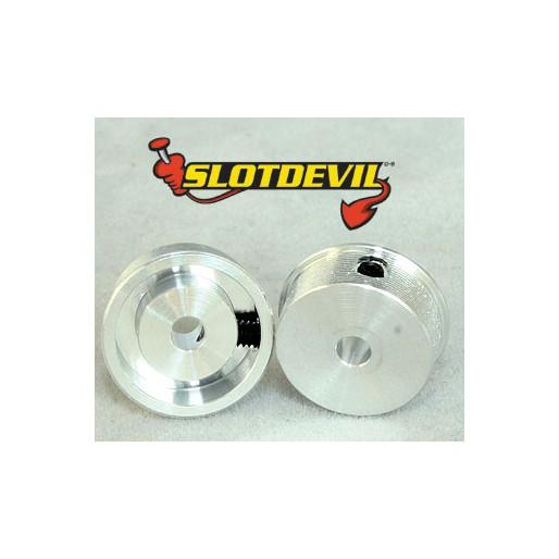 Slotdevil 2008110404 2,38mm Mini rim 10x11x4mm x2