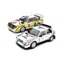 Scalextric C3480A 1986 Rally Monte Carlo Lancia Delta S4 vs Audi Quattro Edition Limitée