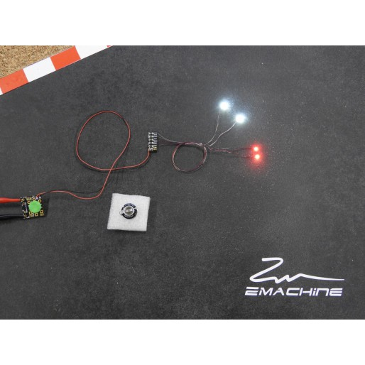 Zmachine Kit Lumière ZM260R Xenon