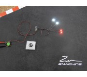 Zmachine Light Set ZM260R Xenon