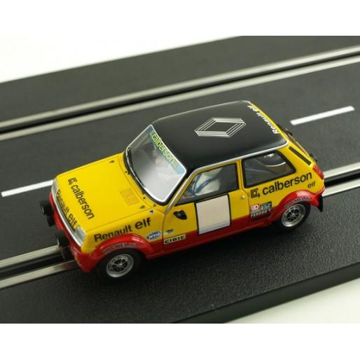 LE MANS miniatures Renault 5 Alpine Gr2 à personnaliser