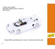 "Slot.it CS28b1 Kit Carrosserie Nissan R89 C ""version 2"""