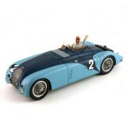 LE MANS miniatures Bugatti 57G n°2 Winner