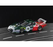 Sideways SW51b Ferrari 512BB / LM Steve O' Rourke Team - Le Mans 24hrs 1980 - Finish Line - S. O'Rourke / R. Down / S. Phillips