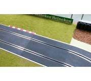 Slot Track Scenics K-S Bordures pour Droites x4